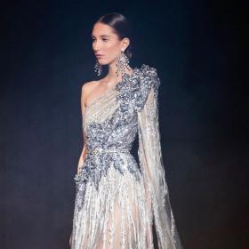 Прекалено красиво, каквито са мечтите: Elie Saab Couture Пролет/Лято 2021