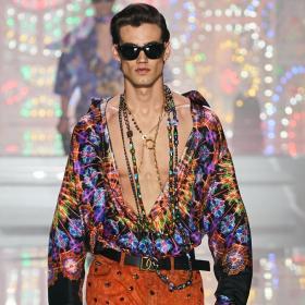 Dolce&Gabbana, Spring 2022, Menswear
