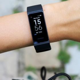 Xiaomi Mi Smart Band 4C или причината лятото ни да е съвършено