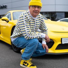 Стилът на Алойз Ейбрам, 75-годишният Hypebeast, е много по-добър от стила ти!