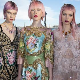 Dolce&Gabbana 2021 Alta Moda: РЕВЮТО във Венеция