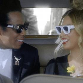 Обича ме, не ме обича: ето го видеото на Бионсе и Джей Зи за Tiffany & Co