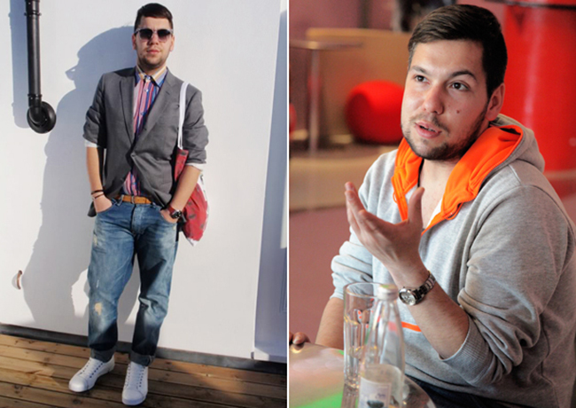 Readers' Profile: 10 от 10 за стила на Ивайло Серафимов, по-известен като Yvo
