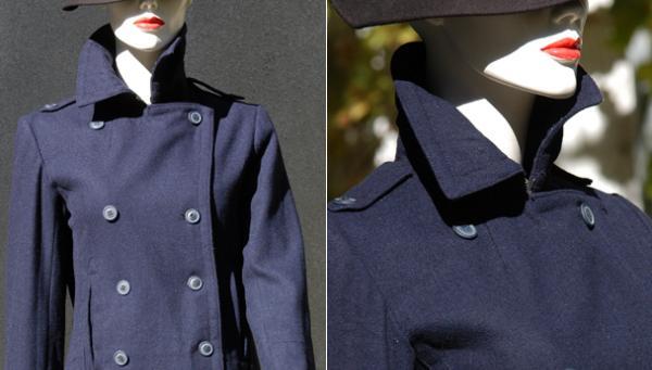 Палтото, както Сара Джесика Паркър го предпочита