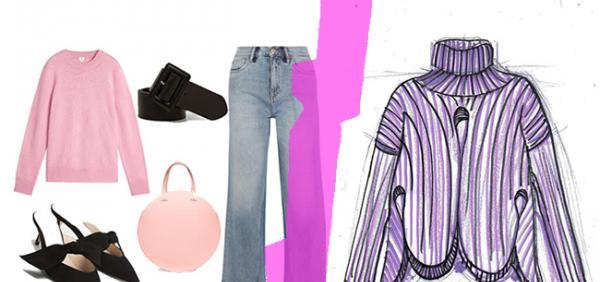 Fashion battle: PINK!
