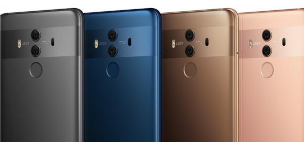 Бъдете PRO с новия смартфон Huawei Mate 10 Pro