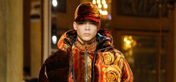 MFW Mens Есен/Зима 2018: Versace