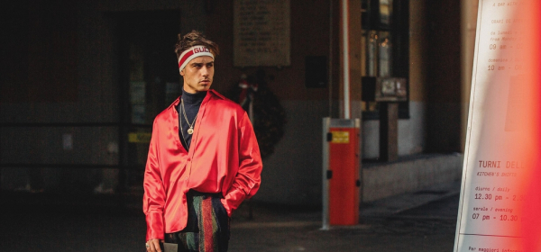 Street style вдъхновения: Homme