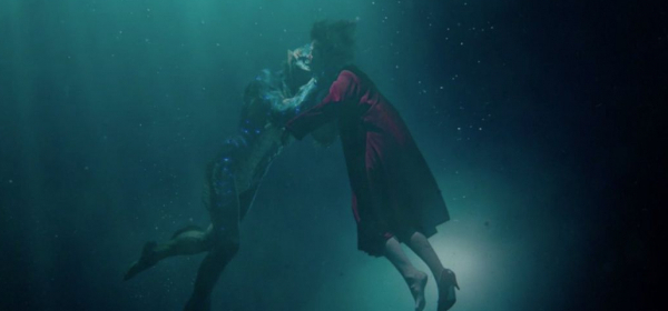 Movie Test Drive: The Shape of Water