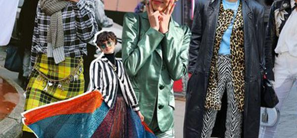 Точно ДЕВЕТ street style тенденции от модния месец!