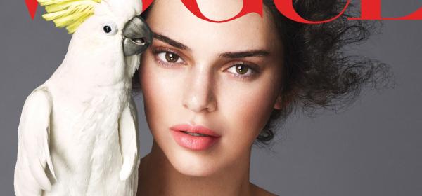 Кендал Дженър на корицата на Vogue US за втори път!