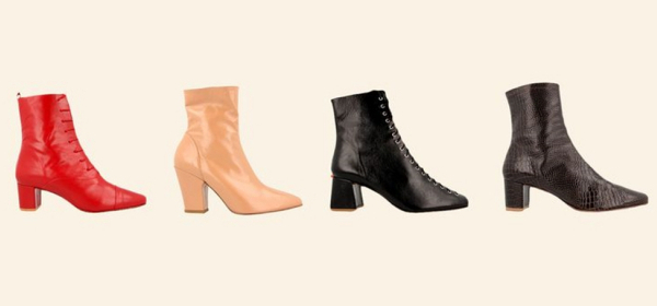 The perfect ankle boots: Нашите by FAR