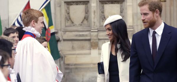 Royal Wedding Update: Поканите са изпратени!
