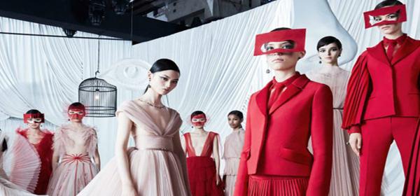 Dior с колекция Висша мода специално за Китай