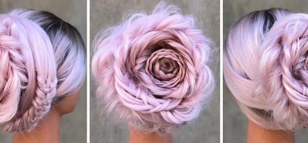 Dare U: Коса като роза