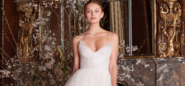 Bridal Spring 2019-та: Monique Lhuillier