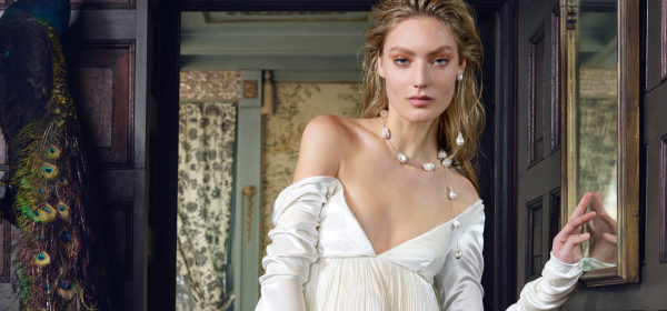 Bridal Spring 2019-та: Danielle Frankel