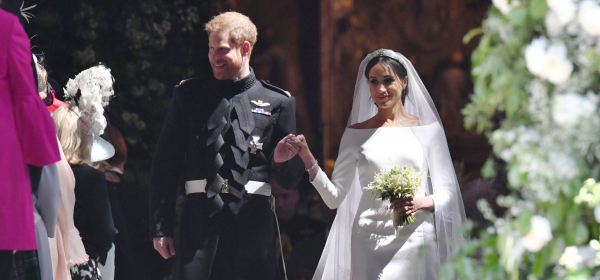 Кралската сватба в 200 кадъра