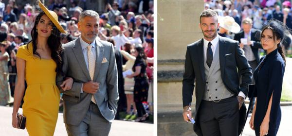 Who was invited: Звездните гости на кралската сватба
