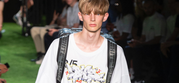 Spring 2019 Menswear: Off-White