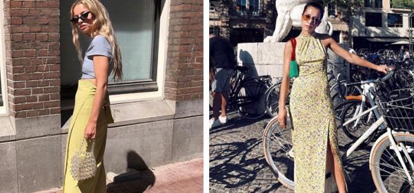 Street style вдъхновения: Summer vibes