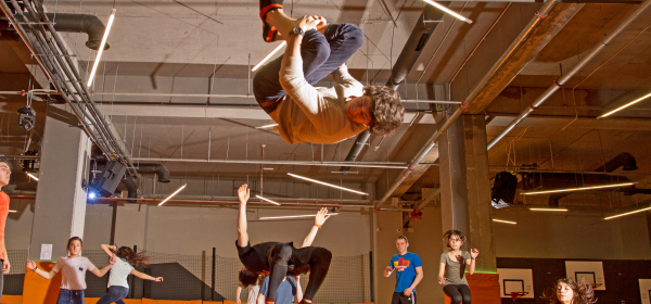 България за първи път отбелязва Световния ден на скачането!
