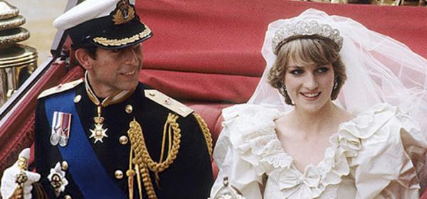 Принцеса Даяна е имала втора /тайна/ сватбена рокля?