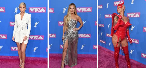 MTV Video Music Awards 2018: Кой какво облече?