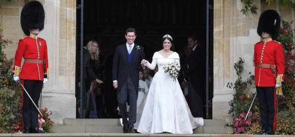 Eugenie & Jack: Кой беше на кралската сватба