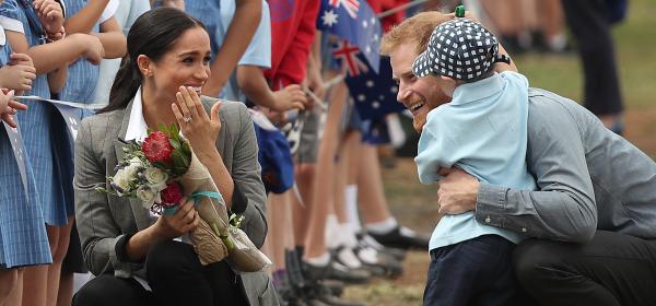 Ден 2: Австралийското турне на Хари & Меган