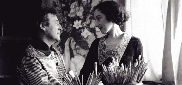 Големите любовни истории: Бела Розенфелд и Марк Шагал