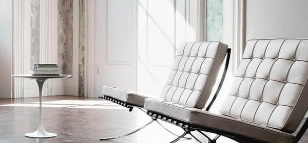 Този ясен обект на желанието: Столът Barcelona