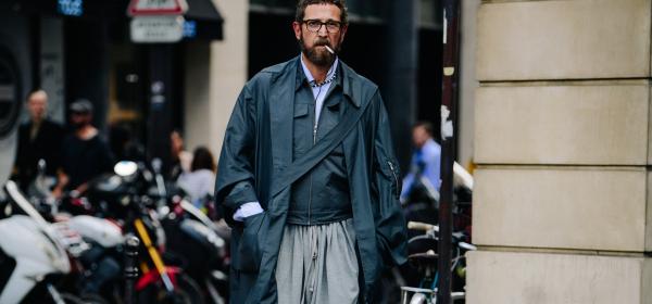 Стефано Пилати се връща в/на мода