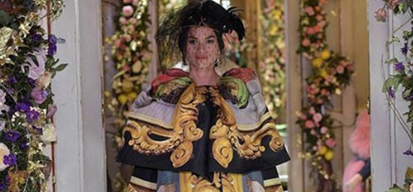 Dolce & Gabbana - Alta Moda 2019