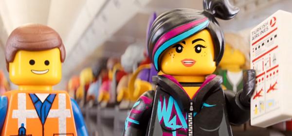 Turkish Airlines и LEGO представят клип с правилата за сигурност при летене