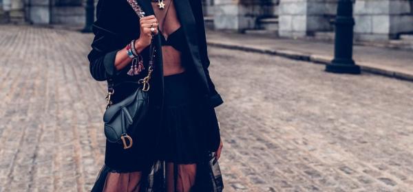 Сгъваемата тайна на една малка черна чанта