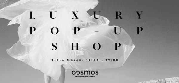 Luxury pop-up ТОЗИ уикенд в Cosmos Coworking Camp