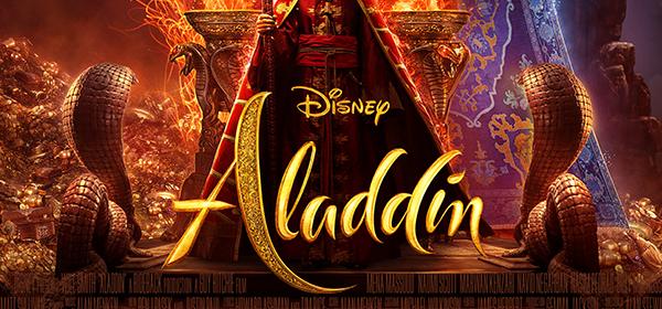 Екшън по улиците на Аграба и пищна екзотика в новия трейлът на Аладин