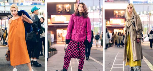 Street style вдъхновения: Моден Tokyo Drift