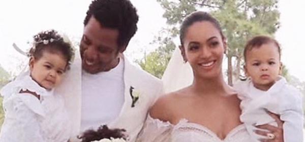 Непубликуваните снимки от втората сватба на Бионсе & Джей Зи