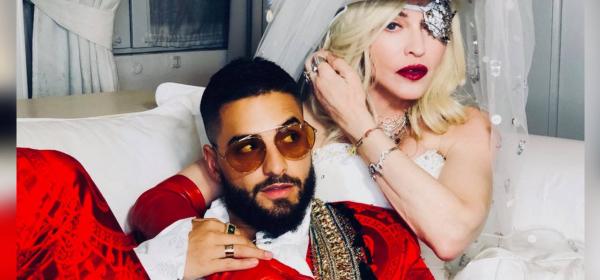 Мадона и Малума: Очаквано добра комбинация или?