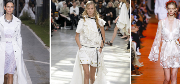 Trend Report: Fresh Take On Lace