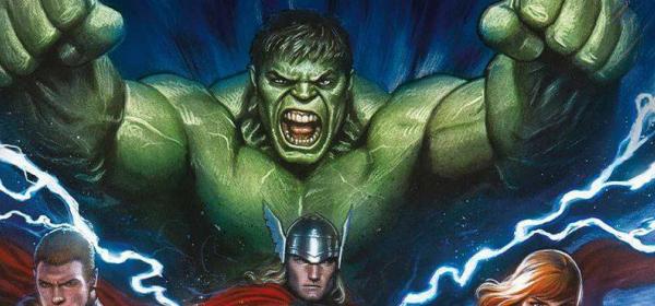 Четиво в четвъртък: Роман от вселената на Marvel - Отмъстителите!