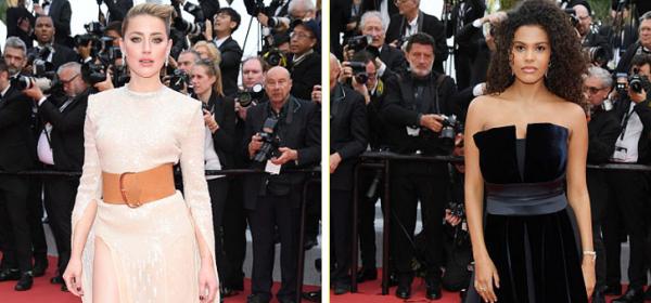 Cannes 2019: Амбър, Тина & още от ден 2 на червения килим