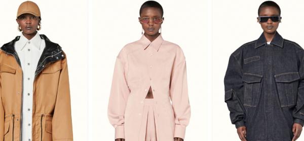 Дебютната модна колекция на Риана: Да живее кройката и конструкцията
