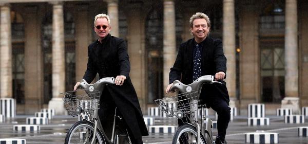 Когато видя възрастен човек на колело, се успокоявам за човечеството: