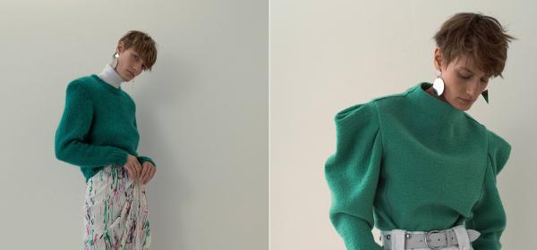 Съблазнителната парижанка на Isabel Marant
