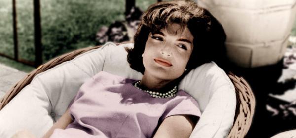 Редки фотоси на Джаки Кенеди, една изложба в Париж