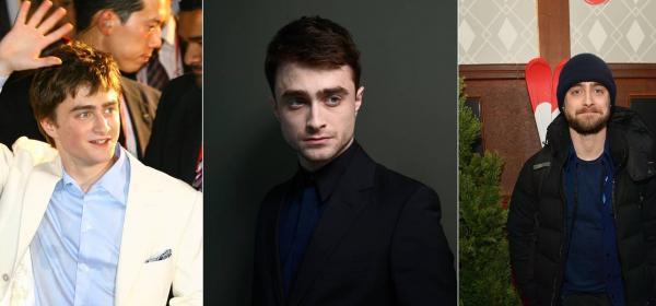 Даниел Радклиф - преди, по време на и след Хари Потър в 77 кадъра