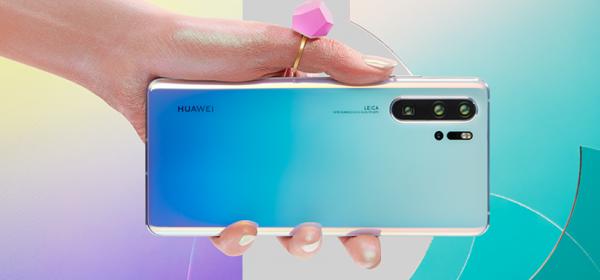 Huawei P30 Pro част от професионалния сет за 5G предаването 'на живо' на първия концерт проведен върху плаващи понтони